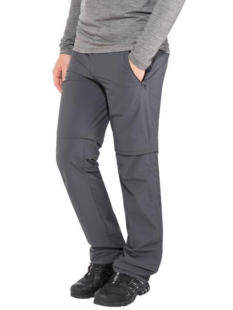 Regatta Xert II Stretch Zip of Trousers Men seal grey